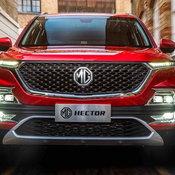 MG Hector 2019