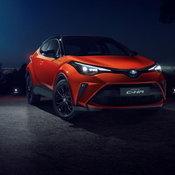 Toyota C-HR Minorchange สะดวกสบายเช่นเดิม เพิ่มเติมคือขุมพลังไฮบริด 2.0 ลิตร
