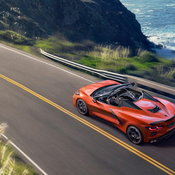 Chevrolet Corvette Stingray Convertible 2020 เปิดประทุนสุดงามในราคา 2 ล้านเศษ