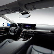 Toyota Mirai Concept 2021 รถยนต์ไฮโดรเจนต้นแบบกับภาพอย่างเป็นทางการ