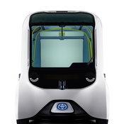 เผยภาพ Toyota e-Palette 2020 ยานยนต์ไฟฟ้าแบตเตอรี่ที่ไม่ต้องมีคนขับ!