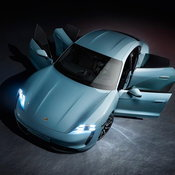 Porsche Taycan 4S ต่อเนื่องรถยนต์ไฟฟ้าสุดแรงที่มาพร้อม 2 ขุมพลัง