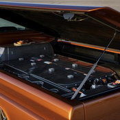 แปลกตาแต่สวยมาก! Chevrolet E-10 Concept ต้นแบบไฟฟ้าในร่างกระบะวินเทจ