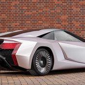 """Nano Cellulose Vehicle Concept รถยนต์ต้นแบบที่ทั้งคันนั้นผลิตจาก """"ไม้"""""""