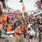"""ประมวลภาพ """"Gypsy Beach Camp 2"""" ปาร์ตี้เปื้อนทราย ริมชายหาดจาก GPX"""