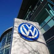 Volkswagen ปรับโลโก้! เตรียมใช้กับรถยนต์ไฟฟ้าคันแรกของค่ายเป็นครั้งแรก