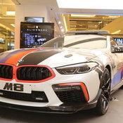 รู้จัก BMW M8 MotoGP เซฟตี้คาร์นำขบวนศึกโมโตจีพี 2019 ที่บุรีรัมย์