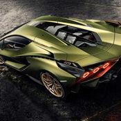 จะหล่อไปไหน! Lamborghini Sián เจ้าสายฟ้าแห่งวงการที่คุณไม่มีสิทธิ์เป็นเจ้าของ