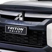 Mitsubishi Triton Knight อัศวินแห่งแวดวงกระบะกับราคาที่ไม่เพิ่มขึ้นแม้แต่สตางค์เดียว