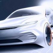 เผยโฉมทางการ! Chrysler Airflow Vision Concept ในงาน CES 2020