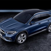 ส่องเต็มๆ ตา! Mercedes-Benz New GLA Class 2020 เตรียมเข้าไทยเร็วๆ นี้
