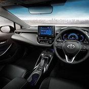 Corolla Altis รถยนต์รุ่นที่ 3 ของ Toyota ผ่านมาตรฐานความปลอดภัยระดับ 5 ดาว