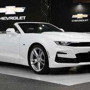 Chevrolet Camaro Heritage Edition รุ่นพิเศษผลิตเพียง 90 คัน ขายที่ญี่ปุ่นเท่านั้นด้วย