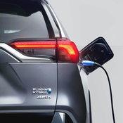 Toyota RAV4 Prime Plug-In Hybrid 2020 บุกยุโรป วิ่งโหมดไฟฟ้าล้วนได้ด้วย