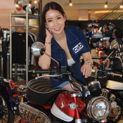 สัมผัสตำนานจักรยานยนต์ Monkey และ C125 ในงาน Bangkok Motorbike Festival 2020