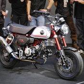 ประมวลภาพคัสตอมไบค์ Monkey และ C125 จัดเต็มงาน Bangkok Motorbike Festival 2020