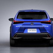 Lexus UX 300e รถยนต์ไฟฟ้ารุ่นแรกของค่ายเตรียมส่งมอบที่จีนปี 2563