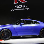 Motor Expo 2019: Nissan GT-R 50th Anniversary ไอคอนตัวแรงในราคา 11.3 ล้าน