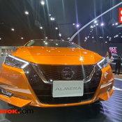 Motor Expo 2019: พิสูจน์ด้วยตา Nissan Almera 2020 ซีดานมาแรงแห่งปี