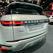 บูธรถ Range Rover ในงาน Motor Expo 2019