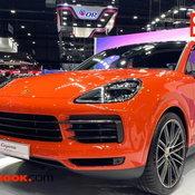 บูธรถ Porsche ในงาน Motor Expo 2019