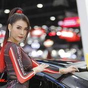 Motor Expo 2019: เห็นแล้วใจจะขาด! ส่องทรวดทรงพริตตี้สาวในชุดแนบเนื้อ (EP.3)