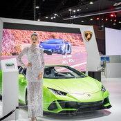 Motor Expo 2019: ได้ฤกษ์สัมผัส 2 ซูเปอร์สปอร์ตคาร์คันแรงจาก Lamborghini