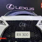 บูธรถ Lexus ในงาน Motor Expo 2019