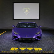 Lamborghini Huracán EVO Rear-Wheel Drive กระทิงดุตัวแรงเลือกได้กว่า 300 เฉดสี!