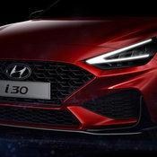 ทีเซอร์แรกมาแล้ว! Hyundai i30N 2020 เผยโฉมก่อนเปิดตัวทางการเดือนหน้า