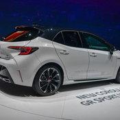 โฉมใหม่มาแน่! New Toyota Corolla GR Sport 5 ประตู พร้อมเปิดตัวในปี 2023