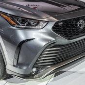 Toyota Highlander XSE 2021 ดีไซน์ใหม่แกะกล่อง เตรียมเปิดตัวแดนมะกันเร็วๆ นี้