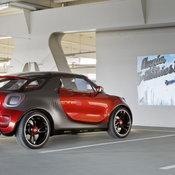 ขอเปลี่ยนแนวคิด! Smart ประกาศเตรียมผลิตรถครอสโอเวอร์ออกสู่ตลาดในปี 2022