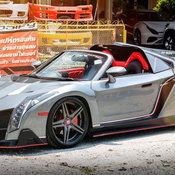 ฝีมือคนไทย! จับ Toyota MR2 แปลงร่างสู่ Lamborghini สุดเฟี้ยว