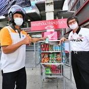 """Honda แบ่งปันน้ำใจสู่คนไทย วาง """"ตู้ปันสุข"""" ครบ 77 จังหวัด 622 จุดทั่วประเทศ"""