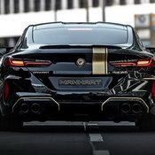 ส่อง BMW M8 ที่เร็วที่สุดในโลก ฝีมือการแต่งของ Manhart ภายใต้ชื่อ MH8 800