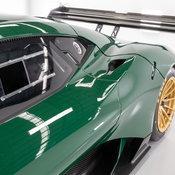 Brabham BT62 Competition ไฮเปอร์คาร์สุดเดือด มีสิทธิ์ได้รับการพัฒนาในวิ่งบนท้องถนน