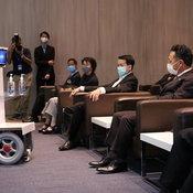 น้ำใจช่วงโควิด-19! Toyota มอบหุ่นยนต์ปฏิบัติการช่วยเหลือผู้ป่วย CISTEMS แก่ รพ.รามาธิบดี