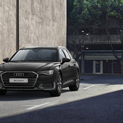 Audi The New A6 จัดหนัก 2 รุ่นย่อย เคาะราคาเท่ากัน 3.999 ล้านบาท