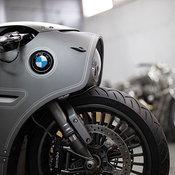 สองล้อแห่งอวกาศ! BMW R NineT เวอร์ชั่น Lost in Space จากสำนักแต่ง ZILLERS