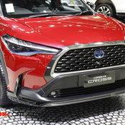 ซูมจะๆ! All-new Toyota Corolla CROSS คันจริง ณ มอเตอร์โชว์ 2020