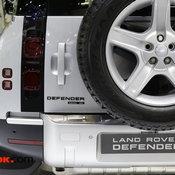 รถใหม่ Land Rover ในงาน Motor Show 2020