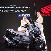 มอเตอร์โชว์ 2020 : เปิดตัว All-new Honda Forza350 บิ๊กสกู๊ตเตอร์ตัวท็อปครั้งแรกของโลก