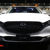 มอเตอร์โชว์ 2020 : พาทัวร์คันจริง All-new Mazda CX-30 ศิลปะอันเรียบง่ายแต่งดงาม
