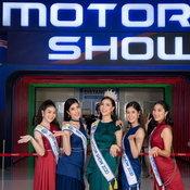 """มอเตอร์โชว์ 2020 : ส่องความงาม """"Miss Motor Show 2020"""" น่ารักทุกกระเบียดนิ้ว (ภาพ)"""