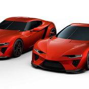 คู่แข่ง Supra! ภาพเรนเดอร์ Honda Prelude และ Sparrow กับความล้ำแห่งอนาคต