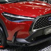 มอเตอร์โชว์ 2020 : ยอดจอง Toyota Corolla CROSS ทะลุ 400 คันภายใน 5 วัน