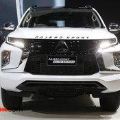 มอเตอร์โชว์ 2020 : คันจริง Mitsubishi Pajero Sport Elite Edition ระดับมาสเตอร์พีซ