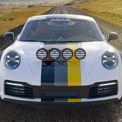 สำนัก Delta4x4 จัดให้! Porsche 911 Carrera 4S กลายร่างเป็นสายลุย
