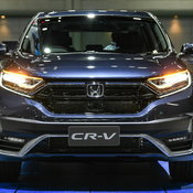 มอเตอร์โชว์ 2020 : Honda CR-V ใหม่ ไฮไลท์เด็ดแห่งจักรวาลเอสยูวี